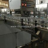 Lavado Copa llenado y sellado de la máquina (GF-4)