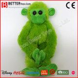 柔らかいおもちゃは子供の抱擁の演劇のためのAniamlのプラシ天猿を詰めた