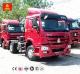 Sinotruk HOWO 4*2 290HP-371HP 트랙터 헤드 트랙터 트럭