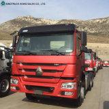 336HP 트랙터 트럭 HOWO 6X4 Sinotruk 트랙터 헤드