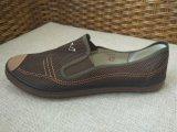 Ruuberの滑り止めおよび普及した加硫させた靴