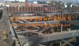 Sj101 ha veduto il cambiamento continuo per il contenitore a pressione della caldaia della struttura d'acciaio di dovere di Heavey