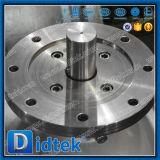Valvola a sfera dura del perno di articolazione di sigillamento dell'acciaio inossidabile di Didtek Ce/API6d