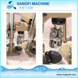 Máquina tampando de alumínio Semi automática, máquina plástica do selo do tampão de frasco, máquina manual da selagem do frasco de vidro