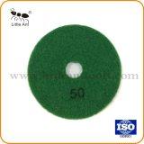 Grit#30 # #100 de Malende Plaat van de Diamant van de Band van het Metaal van Klitband 50 voor Beton