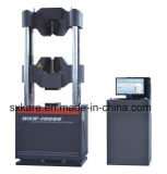 0.5 Máquina de prueba universal de la exactitud de la clase para la barra de acero (CXWAW-1000B)
