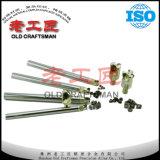 suporte de ferramenta Anti-Shock do CNC do carboneto de tungstênio do cilindro de 400mm