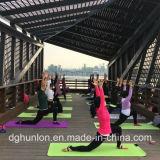 Eco Friendly Tapis de Yoga en caoutchouc TPE personnalisé