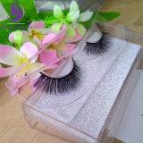 Muito natural 3D de visões e sedosa pêlos sintéticos Faux Falsa Fake Eyelash