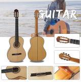 Цельная древесина по-испански классические гитары Завод производитель Китай