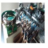 Máquina de alta velocidad del producto de la selección y del lugar
