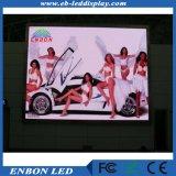 Segno esterno di alta risoluzione dello schermo del tabellone per le affissioni P6 LED della pubblicità