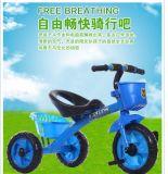 간계 아이 세발자전거에 간단한 작풍 플라스틱과 금속 탐
