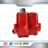 Kleiner elektrischer Stellzylinder für Kugelventil-Drosselventile