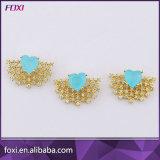 Accesorios de moda joyas de oro, se establece para las mujeres parte