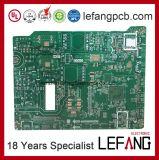 UL 안전 감시를 위한 승인되는 PCB 널 PCB Manufacuring