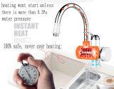 Calentador de agua inmediato de golpecito con el indicador digital