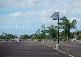 60W住宅の太陽動力を与えられた道ライト