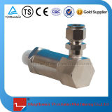 Válvula de controle de fluxo criogênico para gás natural líquido