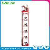 El papel de exposiciones de venta de piso Rack de soporte de pantalla para tiendas
