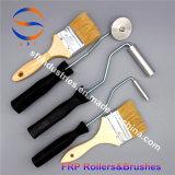Balais de cheveu purs de porc de pinceaux pour FRP