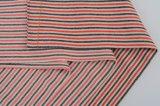 ткань джинсовой ткани полиэфира хлопка нашивки 5.6OZ