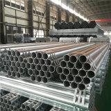Впв оцинкованной стали труба для ограждения в соответствии с BS1387 класса a-1 диаметром в 5,8 метра длины