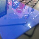 中国の製造者青く高い光沢のあるミラーの効果の粉のコーティング