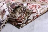 Excelente Sofa Jacquard cubre por filamentos de colores