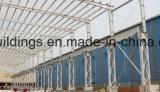 Almacén de la conservación en cámara frigorífica del almacenaje del alimento de la estructura de acero de la alta calidad