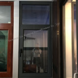 Rupture thermique Profil métallique Awing Fenêtre à battant en aluminium