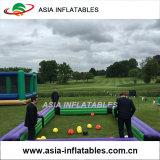 Sport interattivi del piede del biliardo di sfera dei giochi di gioco del calcio gonfiabile dello snooker