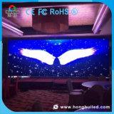 P3.91 HDスクリーンのホテルの広告のための屋内LED表示印