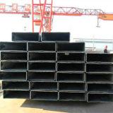 Baustahl-Rohrleitung der Frau-Black/Baustahl-Gefäß-Quadrat strukturell
