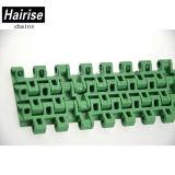 Hairise Plastikflachriemen der förderanlagen-Har-1505 mit grüner Farbe