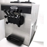 Le tableau haut de la crème glacée molle Machine Machine /Yogourt /Sorbetière usine OEM