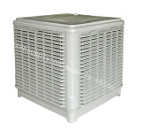 Prezzo evaporativo fissato al muro del dispositivo di raffreddamento di aria del condotto industriale