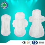 Изготовление санитарной салфетки тавра OEM оптовой цены в Китае