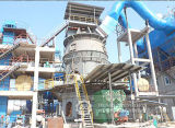 Usine de ciment vertical pour les matières premières