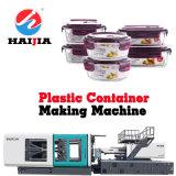 プラスチック容器作機械
