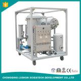 Marca Lushun 3000 litros/h Eliminar elemento nocivo a prueba de explosiones purificador del aceite de vacío.