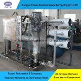 浄水ROシステム水フィルターのためのイオン取り外しの逆浸透の単位