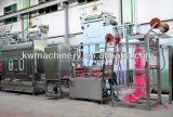Nylongummiband nimmt Dyeing&Finishing Maschine mit großer Geschwindigkeit auf Band auf