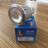 Prix d'usine White 7W Gu5.3 LED spotlight ampoule de LED