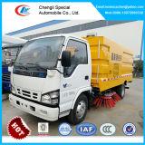 Isuzu Straßen-Kehrmaschine-LKW-Flughafen-Kehrmaschine-LKW 6-10cbm für Verkauf