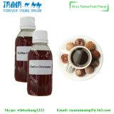 Líquido concentrado café sabor chocolate líquido concentrado aromatizante de alimentos