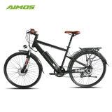 700c 350W City Style Ebike Bafang Ebicycle adulto com pedais