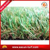 인공적인 잔디 건조한 조경 잔디밭