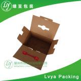 小さく堅いボール紙のFoldableペーパー包装の記憶のギフト用の箱