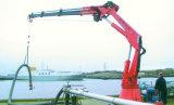 Dock avec la bride des flexibles de décharge de l'huile ISO